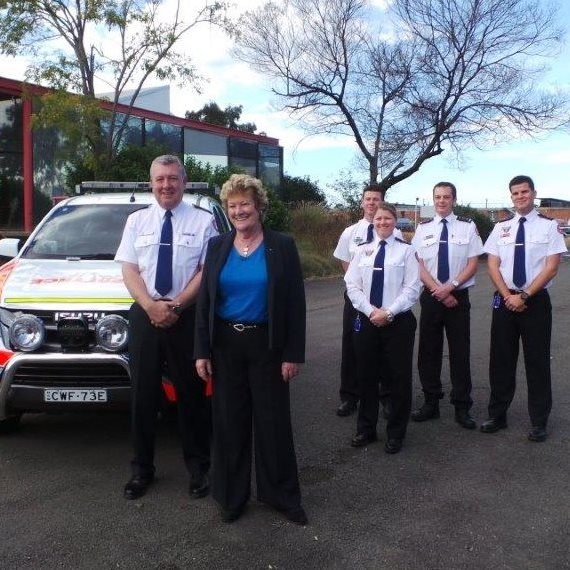 Site Prepared for New Bankstown Super Ambulance Station