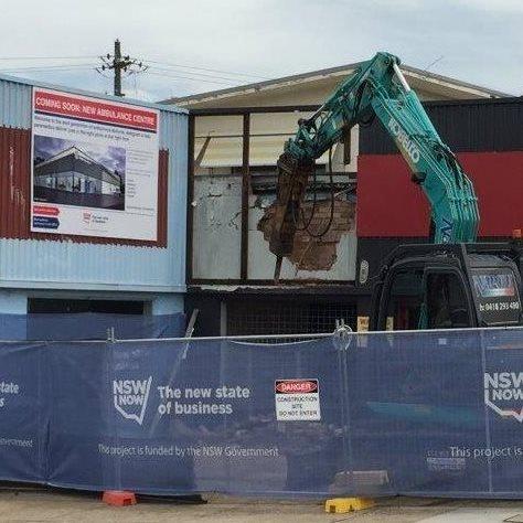 Ground Work Begins On State's First Superstation